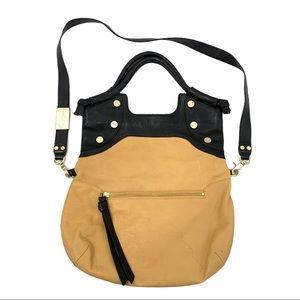 Foley & Corinna Lady Tote Vegan Foldover Handbag
